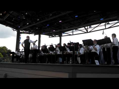 West Warwick High School Junior Jazz Band in Disney 2013