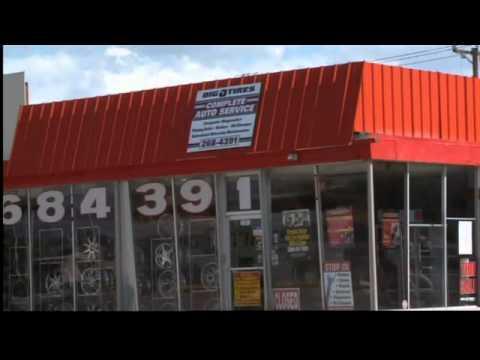 Big-O Tire Owner Threatens Customer