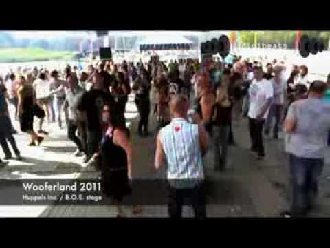 DENNIS PRICE WOOFERLAND FESTIVAL 2011 LIVE DJ SET