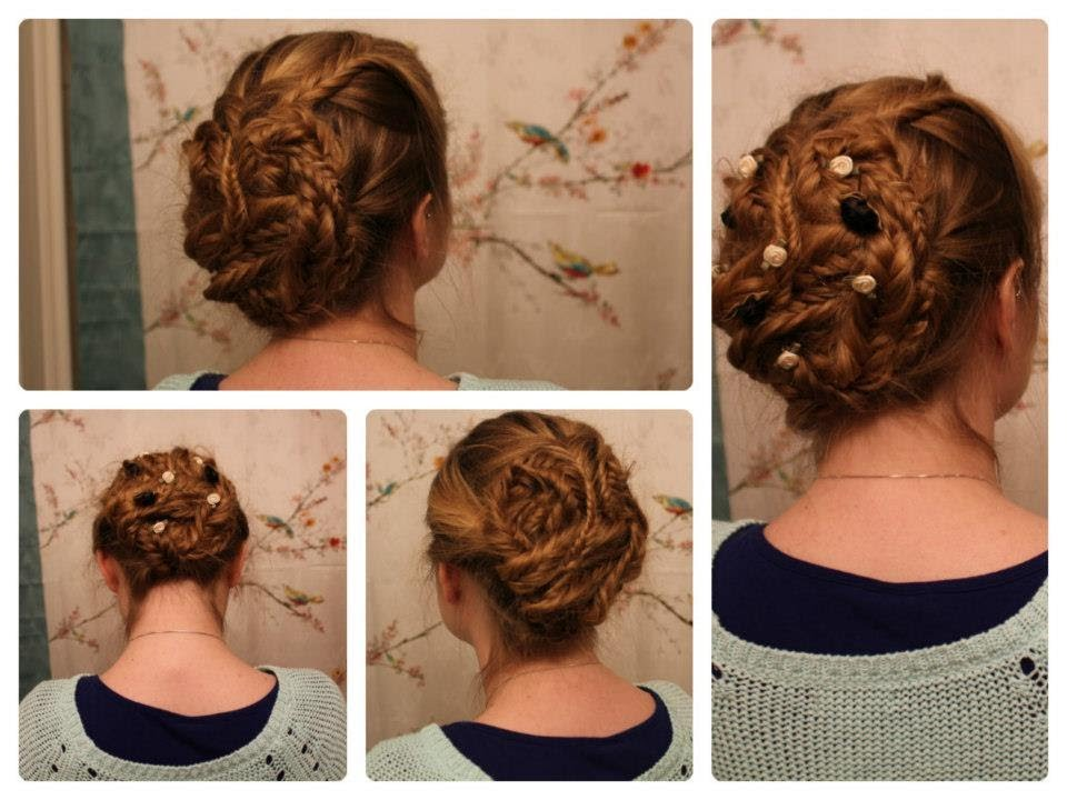 """Queen Hairstyles: Loosely Inspired By """"Queen Ravenna"""