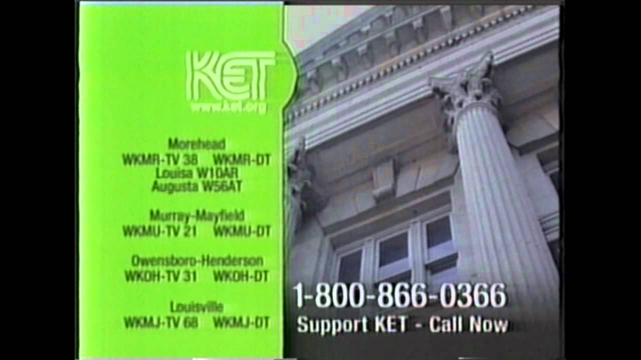 Kentucky Educational Television Station Id Green 2002 Youtube