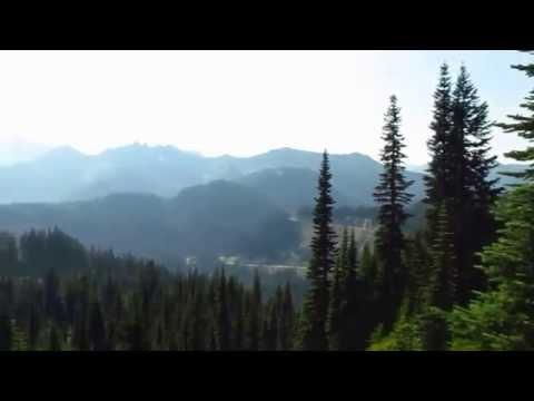 Mount Rainier National Park - Naches Peak Loop Trail