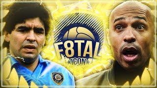 FIFA 18: F8TAL ICON Halbfinale vs FifaGoalsUnited