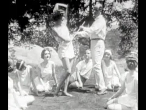 Film of Mikhail Fokine - Famed Ballets Russes Dancer and Choreographer