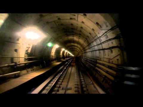 Kopenhagen Metro ohne Fahrer