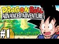 Dragon Ball: Advanced Adventure Part 1 - TFS Plays