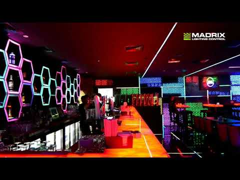 MADRIX @ Club7, Park Regis Hotel, Dubai, UAE