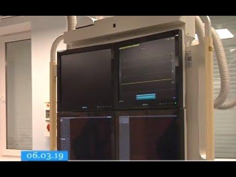 ТРК ВіККА: В обласному кардіологічному центрі відкрили ангіографічну операційну