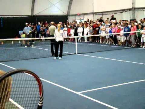 Mia smith tennis