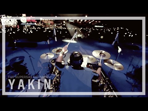 Download Endank Soekamti - YAKIN | THE SUPERSAS DRUMCAM Mp4 baru