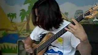 Download Unplugged - Shinn's Funky Bass Solo MP3 song and Music Video