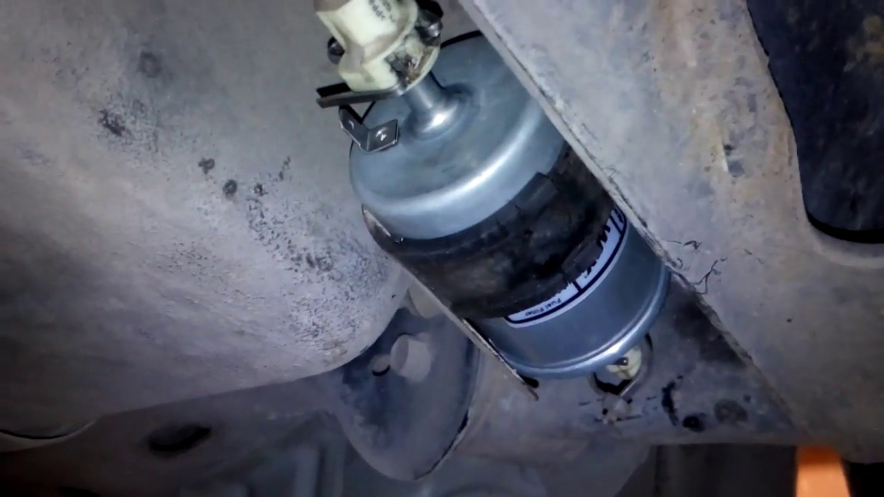 2007 Tundra Oil Filter Location Fuel