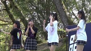 きみともキャンディ 『願いドロップ』 2018.4.8 ライブ2部 丸亀城スプ...