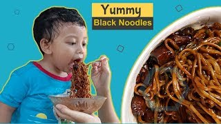 Rei wants to eat Jjajangmyeon Black Noodles