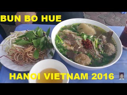 Bun Bo Hue Banh Bot Loc Banh Beo Hanoi Vietnam 2016 - 102Phim - Xem phim hay nhất | Phim hay mới nhất | Phin trực tuyến miễn phí