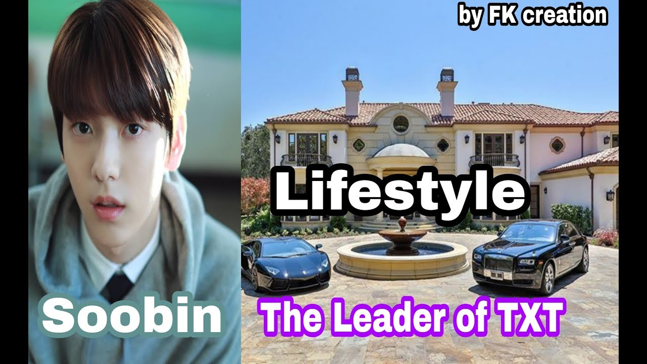 Soobin Txt 2nd Member Lifestyle Age Height Biography By Fk Creation 2019 Youtube