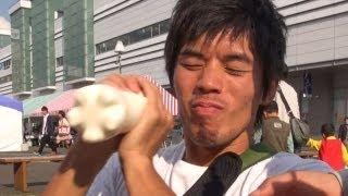 BLOG: http://bit.ly/WKQNLZ 先日行ったパンのイベントで、何故か友達と...