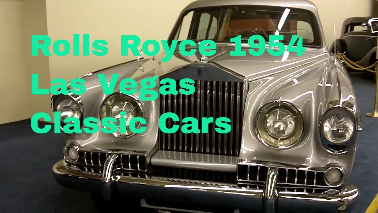 Las Vegas Classic Cars - Rolls Royce 1954 - Imperial Palace Hotel ...
