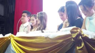 "Ella Cruz and Donnalyn Bartolome for Wattpad Presents ""Avah Maldita"""