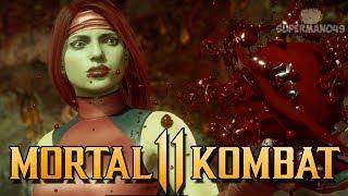 """I Got A New Brutal With Klassic Skarlet! - Mortal Kombat 11: """"Skarlet"""" Gameplay"""