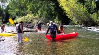 Lago Neltume:  Navegación Ancestral 2014
