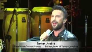 Tarkan -  Ask Gitti Bizden ( Harbiye Concert 2014 ) ..