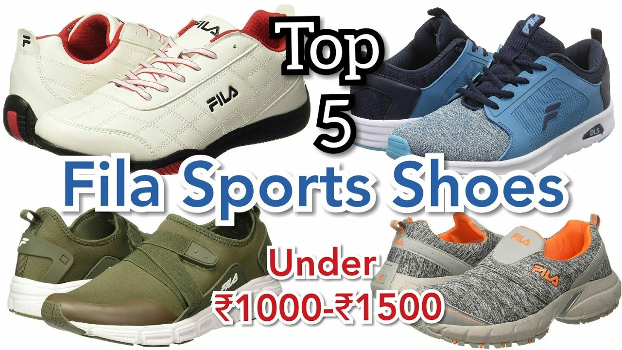 Fila Sports \u0026 Sneakers Shoes Collection