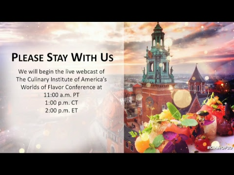 20th Annual Worlds of Flavor Conference