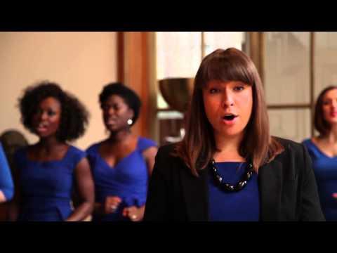 CK Gospel Choir - Angel of Mine - The Wedding Sessions