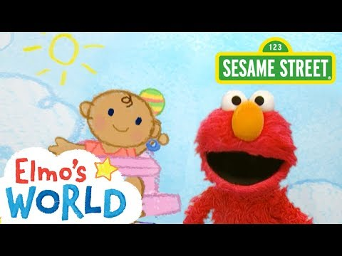 Sesame Street: Babies | Elmo's World