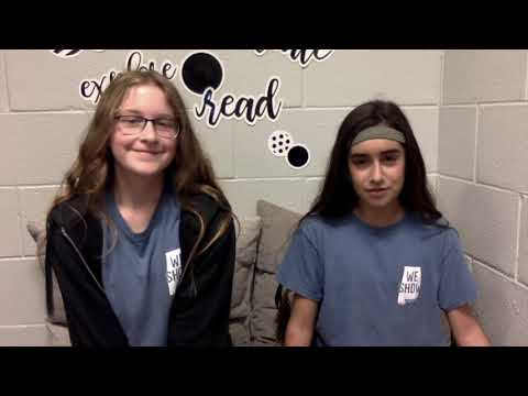 Elsanor School Morning Announcements 10/7