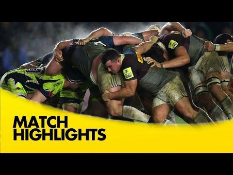 Harlequins v Sale Sharks - Aviva Premiership Rugby 2016-17