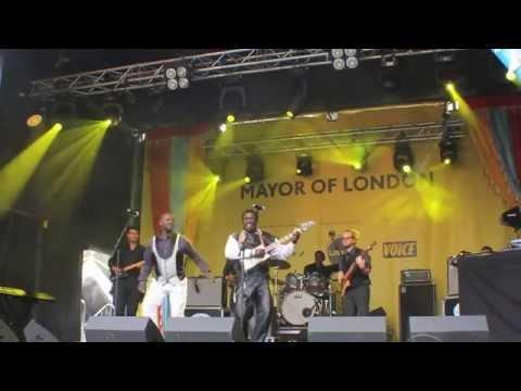 Africa on the Square 2015 * Saidi Kanda & Mvula Mandondo 02