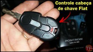 Como mudar a frequência do controle cabeça de chave Flex Fiat