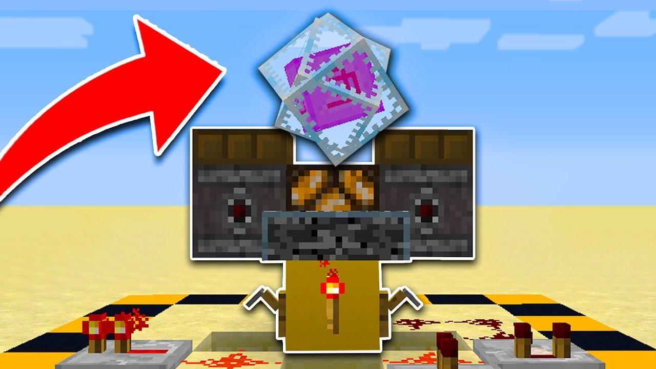Minecraft Creative Tips Tricks: 10 SECRET REDSTONE TRICKS In Minecraft! (Pocket Edition
