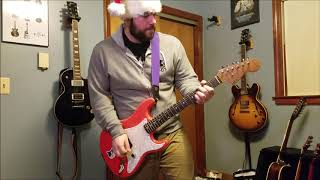 Blink 182 - Happy Holidays You Bastard (Guitar Cover)