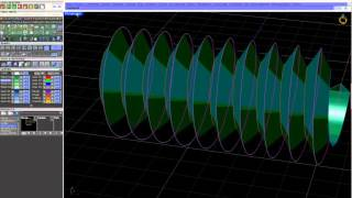 Видео урок по 3D моделированию в программе Matrix от знаменитого Kent West