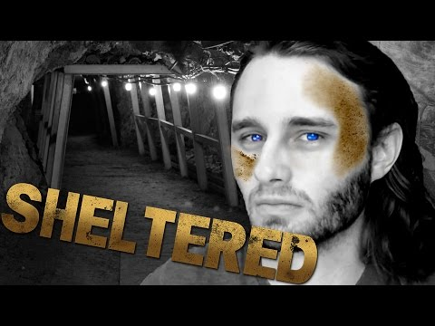 VOMIT AND DEATH?! | Sheltered [2]
