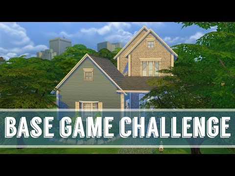 The Sims 4 - Base Game Challenge