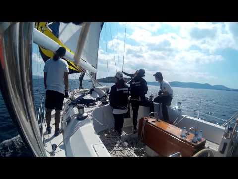ODTÜ Yelken Takımı 2015 Jimmy Key Cup