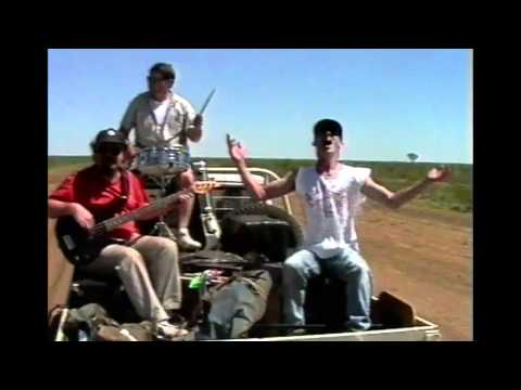 Music Mountain - Longreach Queensland Drought 1996