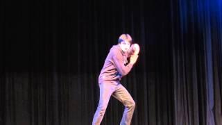 Scary Dubstep Dance