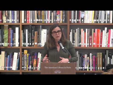 Isabel Vincent @ The American Library in Paris | 18 April 2018