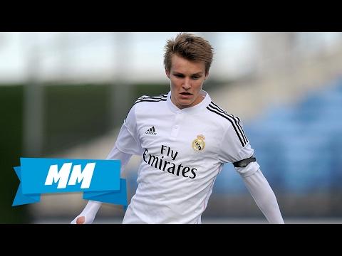 Top 5 Real Madrid Wonderkids!