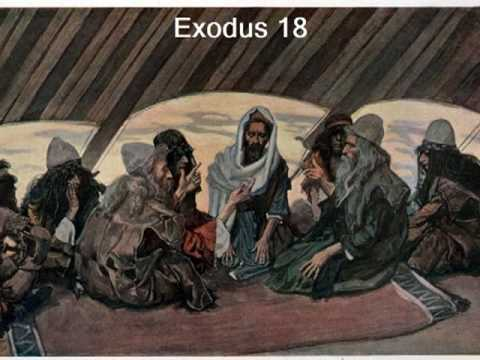 Exodus 18 (with text - press on more info. of video on the side)