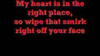 Billy Talent   Line & Sinker With Lyrics