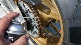 comment nettoyer kit chaine moto