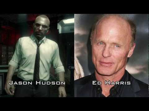 Call of Duty: Black Ops - Characters and Voice Actors