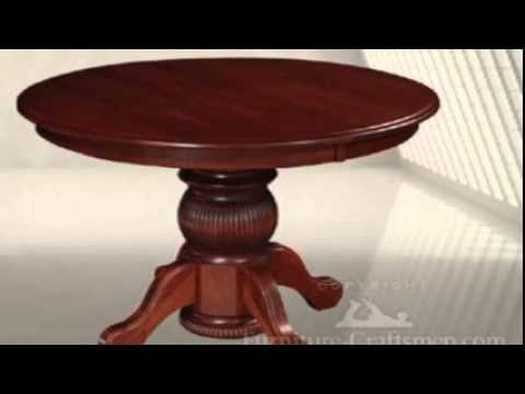Solid Wood Dining Table | Hardwood Table