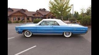 1965 Lincoln Mercury Parklane